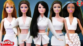 Play Doh Fifth Harmony - Sledgehammer Inspired Costumes Play-Doh Craft N Toys