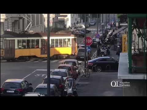 Da Bari a Milano, minchia parking in passerella nella città della moda