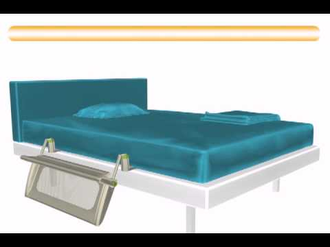 Safety 1st Secure Top Bed Rail Youtube
