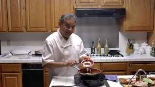Cooking Tapas : Gambas Al Ajillo
