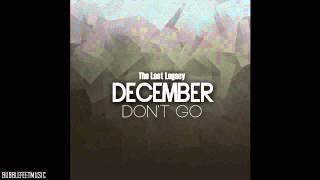 Video December (디셈버) - Don`t Go (Full Audio) download MP3, 3GP, MP4, WEBM, AVI, FLV Agustus 2018