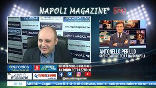NAPOLI MAGAZINE LIVE - 18.A PUNTATA (16  GENNAIO 2020)