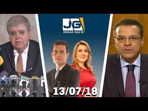 Jornal da Gazeta - Edição das 10 - 13/07/2018