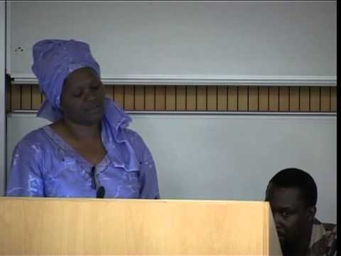AWEF (African Women's Empowerment Forum) Still Here Still Human Part 1