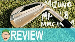 MIZUNO MP18 MMC IRONS