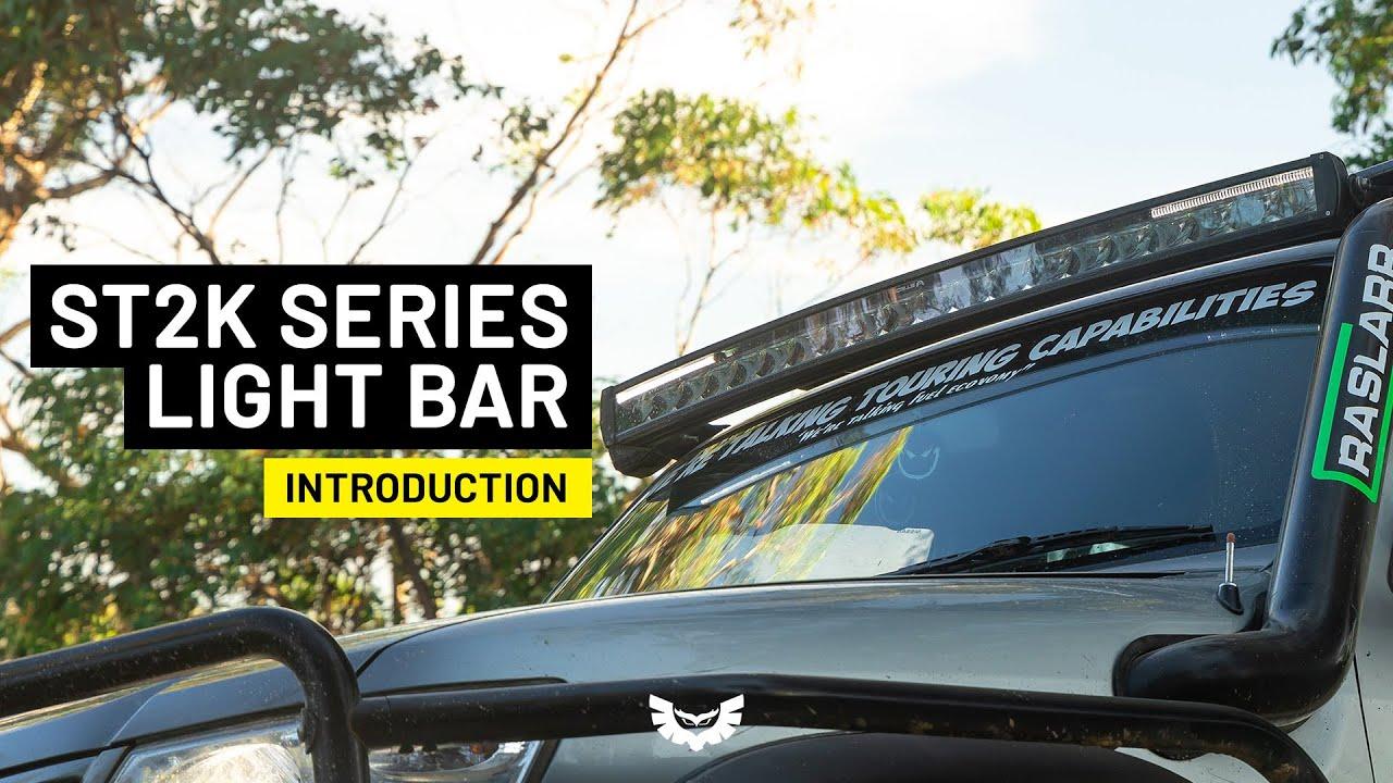 ba23c978eab LED Light Bar STEDI ST2K Full Release. - YouTube