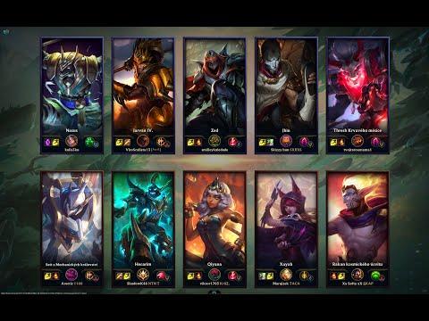 League of Legends - Rakan vs Thresh - Full Gameplay - Cosmic Dawn Rakan Skin