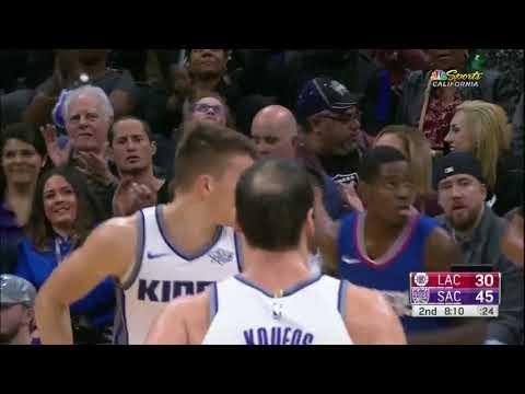 Bogdan Bogdanovic vs Los Angeles Clippers 25.11.2017 (10Pts)
