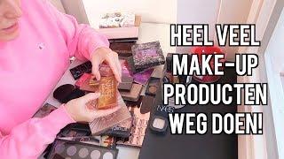 VOLLEDIGE MAKE-UP STASH UITZOEKEN ❤ Langer dan 1 uur! | Beautygloss