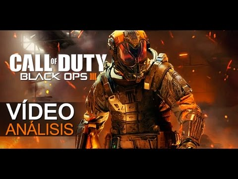 Call of Duty: Black Ops 3, Vídeo Análisis