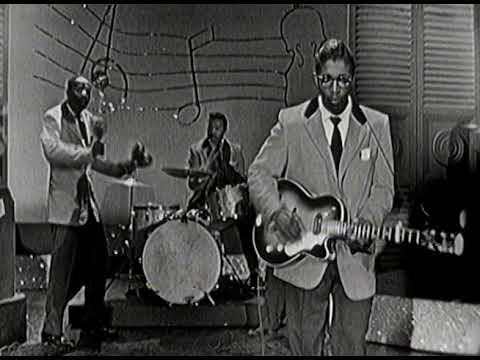 "Bo Diddley ""Bo Diddley"" on The Ed Sullivan Show"