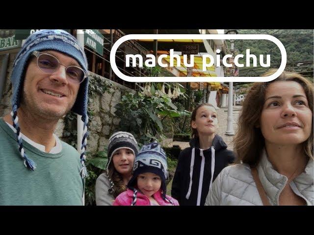MACHU PICCHU :: how to get from CUSCO to MACHU PICCHU MOUNTAIN