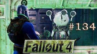 Fallout 4 PS4 Прохождение 134 Робот Кюри