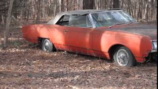 1965-1966 Oldsmobile 98 Convertible Parts