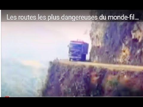 Les routes les plus dangereuses du monde-film complet en francais