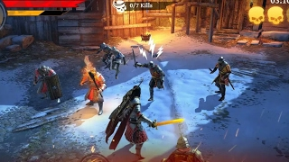 Iron Blade - iOS/Android Gameplay