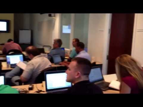 CCNA study group in the Cisco St. Petersburg office. Nice job Sean Murphy!