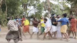 Malayalam movie Argentina fans kattoorkadavu song Kurumbulla thennalo