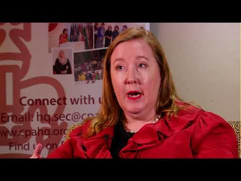Commonwealth Women Parliamentarians (CWP) speak about gender equality (short version)