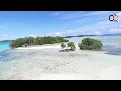 Pulau Widi Halmahera Selatan Maluku Utara