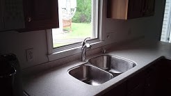 solidsurface sink replacement