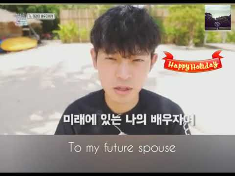 Joon Jung Young's (JJY) messages for his spouse