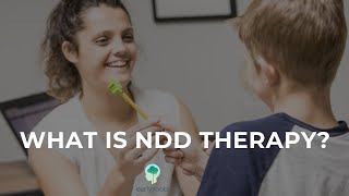 Does my Child Need NDD Therapy?