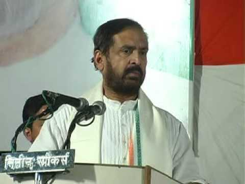 Suresh Kalmadi Talks On Pune Employment, Pune Jobs, Pune Education