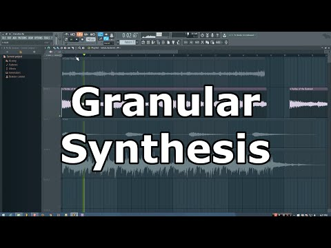 Sound Design Tip: How to Make Cool Textures With Granular Synthesis