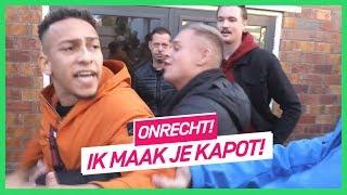 Onrecht! | Opgefokte slotenmaker slaat cameraman | NPO 3 Extra