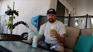 Modern Times Ice Lager Pils - Beer Review Turtle Man - Las Vegas