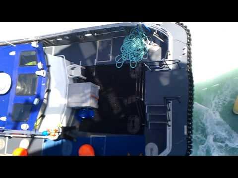 Windfarm Transfer Boat