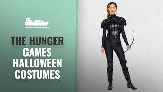 Top 10 The Hunger Games Halloween Costumes  2018 Best Sellers : Rubie's Women's Hunger Games