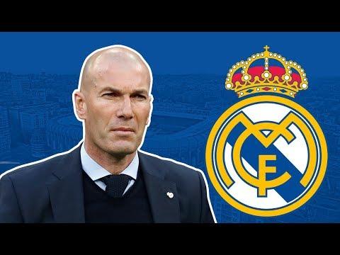 ZINEDINE ZIDANE | The return of a Real Madrid hero