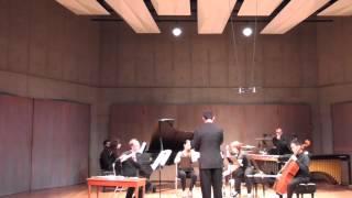 SALT 2015 - UVIC Alumni Ensemble - G.F. Haas