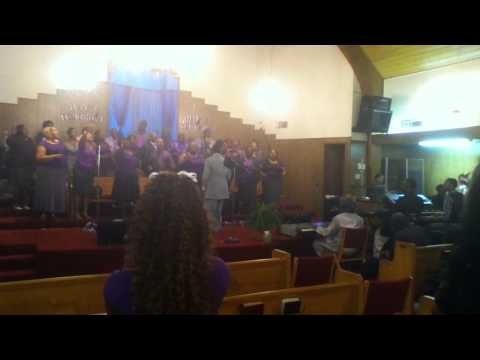 Polly chapel Choir/Texarkana TX