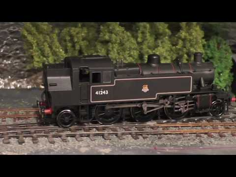 Bachmann Ivatt 2MT 2-6-2T With Sound By Olivias Trains.