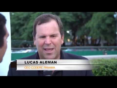 Nota, Lucas Aleman CEO Codere Panama, MAS HIPICA