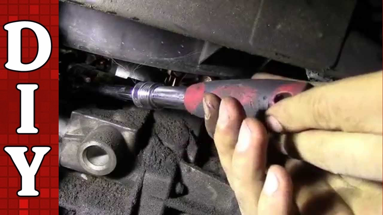 How to Remove and Replace a Starter Chrysler PT Cruiser 24L YouTube