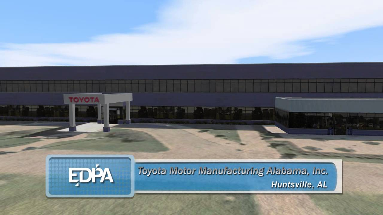 Toyota Motor Manufacturing Alabama, Inc.