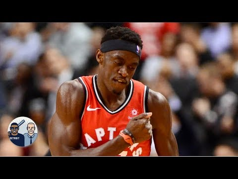 Pascal Siakam is the NBA's Most Improved Player | Jalen & Jacoby