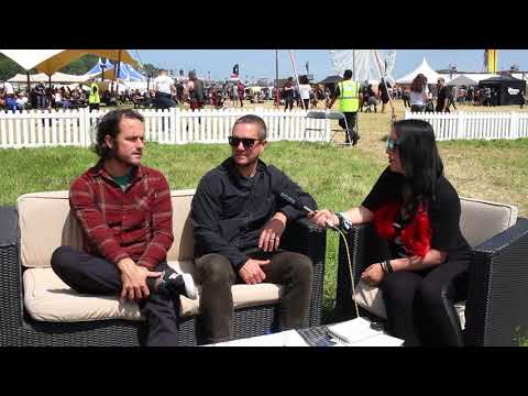 Interview with Thrice at Download Festival 2018 | RAMzine