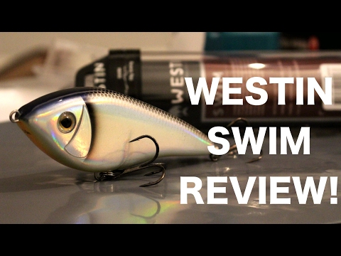THE LURE CHALLENGE EP.6 Westin Swim Review!