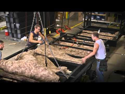 Cedar Creek RV Construction Process   Built for the Years Ahead