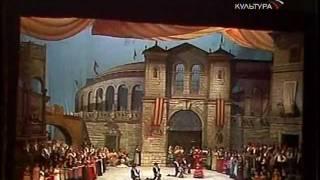 Кармен Бизе. Bizet - Carmen. Образцова Атлантов Мазурок(Bizet-