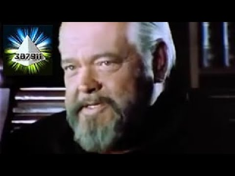 Orson Welles UFO Documentary Extraterrestrial Alien Civilizations Outer Space