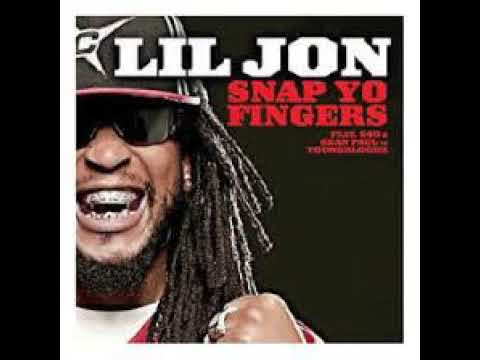 Lil John - Snap your fingers Clean