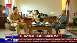 AHOK Bukan Wakil Gubernur Biasa Part 1