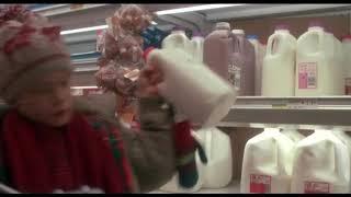 Сходил за покупками... отрывок из фильма (Один Дома/Home Alone)1990