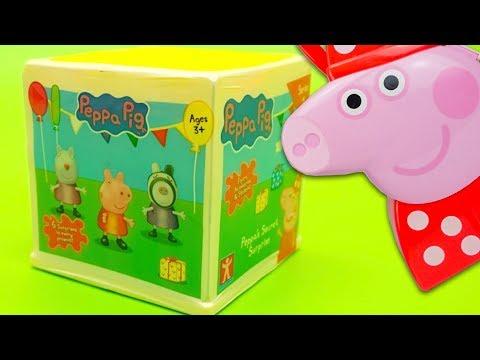 Сюрпризы и игрушки из мультиков для детей